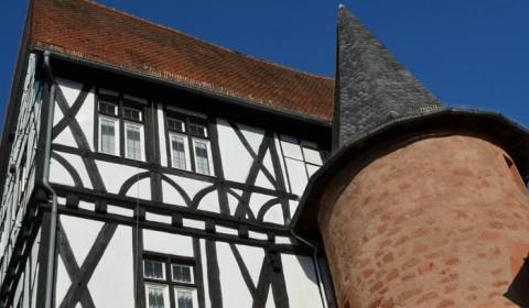 """Sanierung ,,Altes Rathaus Büdingen"""""""