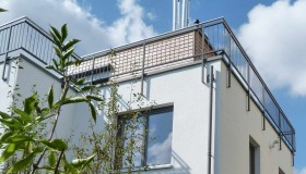 Modernisierung eines Wohnhauses, Bad Nauheim