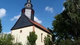 Sanierung evangelische Kirche, Karben